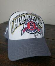 Boston Red Sox 2013 World Series Champions New Era On Field Cap Baseball Hat OS