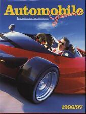 AUTOMOBILE YEAR n°44 1996-1997