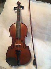 Stradivarius Violin With Carry Case