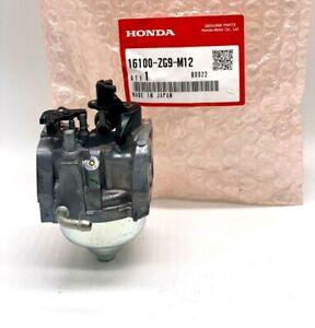16100-ZG9-M12 GENUINE HONDA HRM & GXV140 BE52BD NEW CARBURETOR