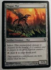 Plague Myr (Mirrodin Besieged) Colorless - Artifact - Uncommon - Slightly Played