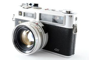 Excellent+++++ Yashica Electro 35 GS 35mm Rangefinder Film Camera from Japan
