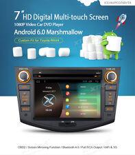 AUTORADIO TOYOTA RAV4 NAVIGATORE GPS ANDROID 6 4CORE USB DVD SD WI-FI 3G XTRONS