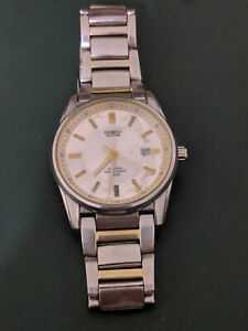 Casio beside vintage watch    - passed the service