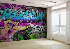 Graffiti Wall Urban Art Wallpaper Mural Photo 15654647 budget paper