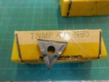 10 pcs. Newcomer SNMA 64IR6 N50 Carbide Inserts