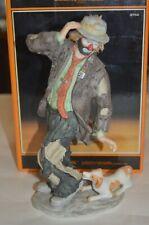 Emmett Kelly Jr. Man's Best Friend 4809 Of 9500 Original Box