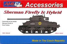 AML Models 1/48 CZECH M4 SHERMAN FIREFLY IC HYBRID TANK Resin Update Set