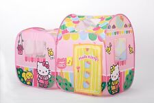 Hello Kitty Tent playing house for kids from japan