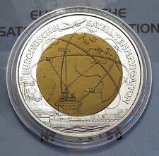 25 Euro Niob 2006 - Österreich - Satellitennavigation