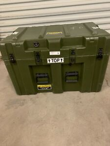 Weatherproof Military Case Drone Camera Gun w/ Foam