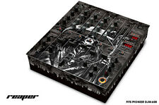 Skin Decal Wrap for PIONEER DJM-600 DJ Mixer CD Pro Audio DJM600 Parts REAPER K