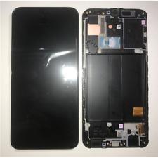 Samsung GH82-19674A Schermo LCD con Vetro Touch Screen per Samsung Galaxy A40 - Nero