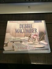A Friend or Two by Debbie Macomber (2014, CD MP3, Unabridged edition)