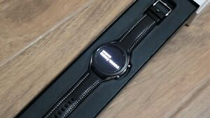 Samsung Galaxy Watch3 SM-R855 41mm Silver Stainless Steel  LTE *Mint Condition*