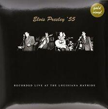 Elvis Presley Live Recording Vinyl Records