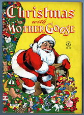 CHRISTMAS w MOTHER GOOSE Four Color FC 126 Walt Kelly art Dell 1946