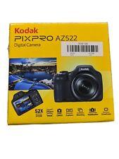 New In Box KODAK PIXPRO AZ522 Astro Zoom 16 MP Digital Camera with 52X Optical