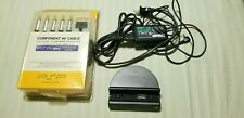 Sony PSP Go Docking Station/Charging Cradle Base PSP-N340 + Cables (SUPER RARE)