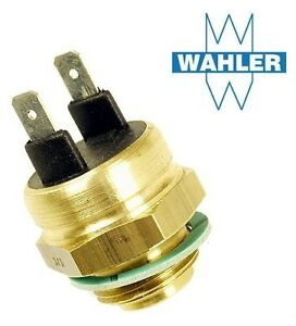 WAHLER Germany Engine Cooling Fan Switch 601082D 82395948182