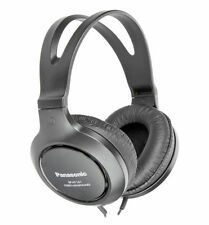 Panasonic RP-HT161 Kopfbügel Kopfhörer - Schwarz
