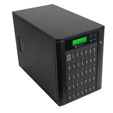 Hi-Speed 34 USB 2.0 / 3.0 Multiple Flash Card Memory Pen Drives Copy Duplicator