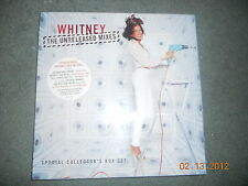 Whitney Houston - Unreleased Mixes 4 LP record boxset vinyl NEW sealed RARE RIP