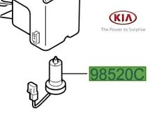 Genuine Kia Pro Ceed 2013-2017 Windscreen Washer Motor - 98520A2000