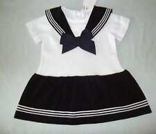 Zip Zap Nautical Clothing (0-24 Months) for Girls