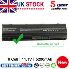 More details for spare for hp pavilion g72 g4 g6 g7 series laptop battery mu06 mu09 593553-001 pc