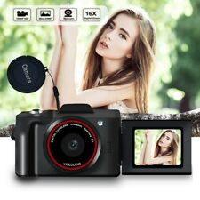 2.4 Inch TFT LCD Screen HD 16MP 1080P 16X Zoom Anti-shake Digital SLR Camera