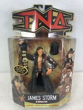 James Storm BELT TNA Impact Toybiz Figure Marvel Toys MOC WWE 2006 NIP Unopened