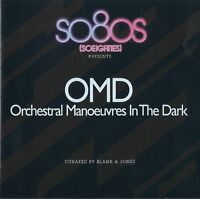 Orchestral Manoeuvres In The Dark Curated By Blank & Jones CD So80s