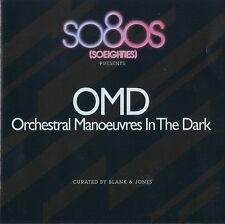 Orchestral Manoeuvres In The Dark Curated By Blank & Jones ‎CD So80s