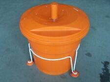 Dynamic Commercial Restaurant Salad Lettuce Spinner Dryer 5 Gallon