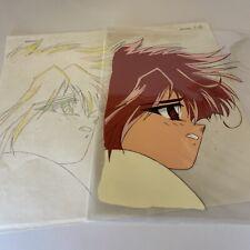 Magic Knight Rayearth Hikaru Shido Clamp Original production cel Japan Animation