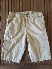 Bermuda short SERGE BLANCO Petit Quinze 15 beige coton 14 ans JBARMY