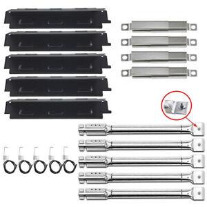 Hisencn Grill Replacement Parts for Charbroil 6 Burner Grill Burner Repair Kit