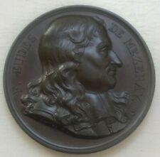 1817 F Eudes de Mezeray Medal - Caunois F