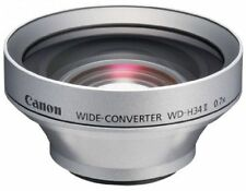 Canon original WD-H34II Weitwinkel-Vorsatz 34mm Durchmesser Neuware WD-H34 II