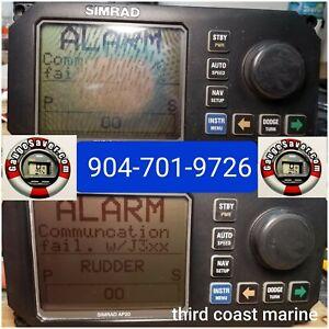SIMRAD AP20 AutoPilot LCD RESTORATION Service