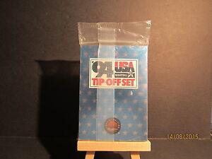 1993-94 SkyBox Premium USA Tip-Off Sealed Bag Set
