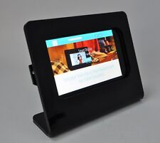 "Kindle Fire 7"" 2015 Black Acrylic Security Desktop Stand for POS Kiosk Show Dis"