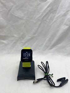 Garmin Forerunner 35 Limelight Green GPS Sport Watch Wrist Based HR 010-01689-01