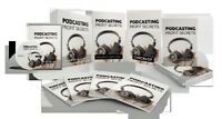 Podcasting Profits Secrets Course - Launch Your Own Podcast - Sell Products (CD)
