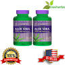 ALOE VERA 5000mg COLON CLEANSER BODY DETOX WEIGHT DIGESTIVE SUPPLEMENT 300 SOFTG
