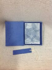 Boxed Journal And Bookmark Bermuda Souvenir Writing Travel Gift Blue