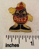 1 Little League Baseball PINs - IDAHO - D2 - (Potato Figure)