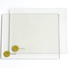 New listing Anna Griffin® Empress Set of 2 Small Clear A Plates - New