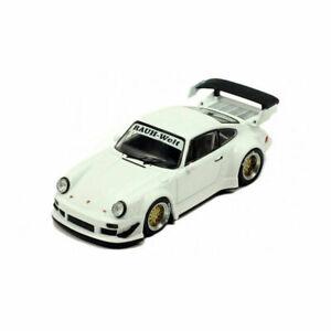 IXO MOC207 Porsche RWB 930 Blanc 1/43 Voiture Miniature Collection